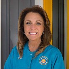 Debbie - pediatric dental staff