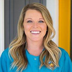 Kayla - pediatric dental staff