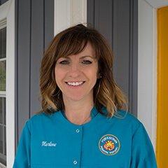 Marlene - pediatric dental staff